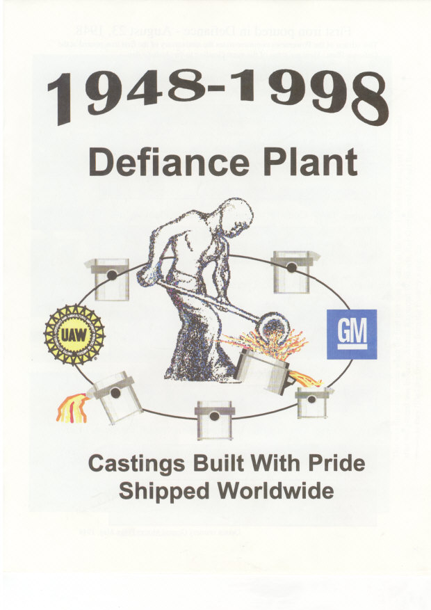 Defiance Plant History