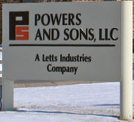 Powers and Sons