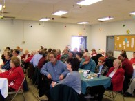 Retirees Christmas 2011