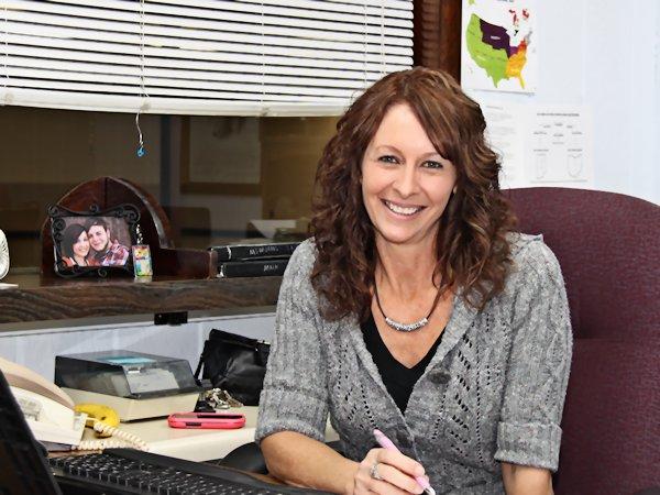 Lisa Beardsley - Secretary