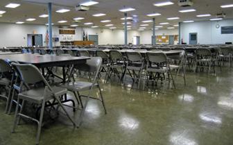 Inside Hall 3
