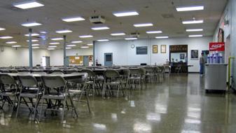 Inside Hall 4