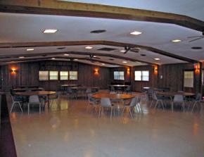 Inside Memorial Hall 1