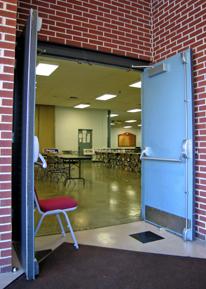 Hall Enter