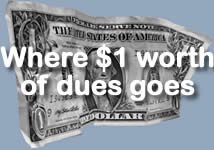 Retiree Dues